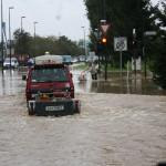 Tbilisijska ulica - Poplave 2010