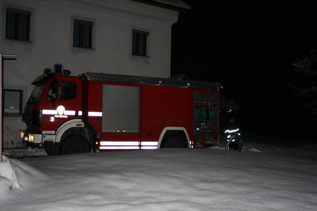 Gasilsko vozilo PGD Črnuče