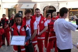 Vaja za ekipe prve pomoči in ekipe prve in nujne medicinske pomoči
