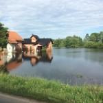 poplavljeno območje