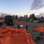 postavljanje tabora