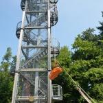 vaje RVG - stolp Rašica
