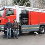 Gasilsko vozilo Rosenbauer AT New