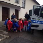 predstavitev policijskega vozila