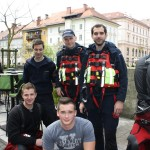 sodelovanje - PGD Črnuče in PGD Bizovik